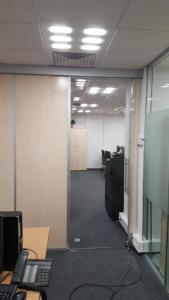 Compartimentari de birouri
